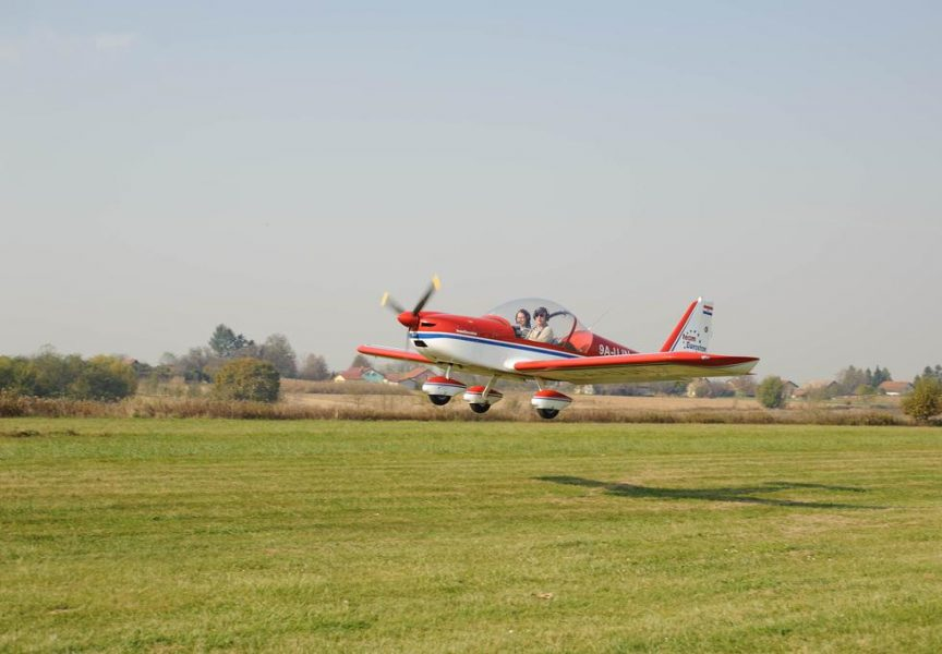 RIJETKA PRIVILEGIJA Letenje iz perspektive najpoznatijeg bjelovarskog ljubitelja visina