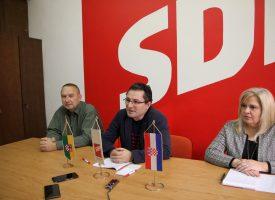 SDP optužio ministra Butkovića za degradiranje stanovnika županije