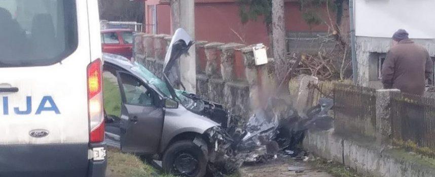TRAGEDIJA DOBILA SVOJ NASTAVAK Preminuo i drugi mladić (22) koji je sudjelovao u prometnoj nesreći