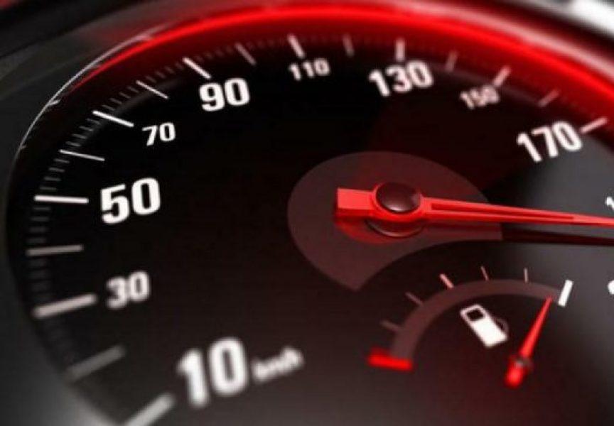 GAS, GAS Zbog prebrze vožnje kazna 10 tisuća kuna