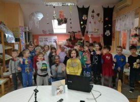 MEDIJSKA PISMENOST Bjelovarski predškolci ispred ekrana svakodnevno provedu od dva do tri sata