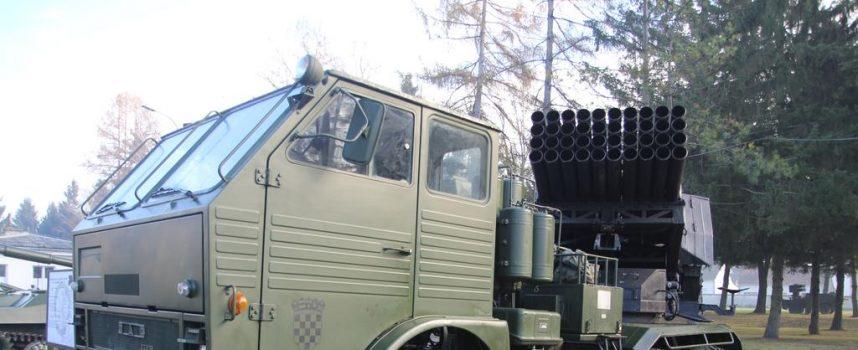 FOTO – DOMOVINI VJERNI Obilježen Dan roda topništva i Dan topničko raketne pukovnije