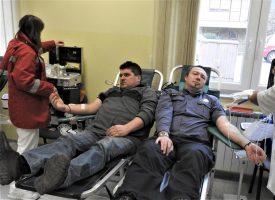 DARIVANJE KRVI Još jedna uspješna godina Crvenog križa Bjelovar