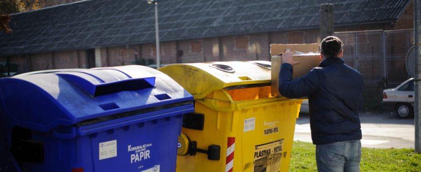 EKOLOŠKI (NE)OSVJEŠTENI Najmanje odvajamo plastiku i ne ispiremo njezin sadržaj