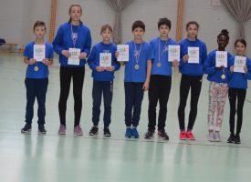 Bjelovarske atletske nade oduševile u Prelogu