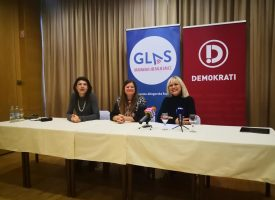 Demokrati i Glas: Odlukom HDZ-a pripali smo Panonskoj, a ne Sjevernoj Hrvatskoj