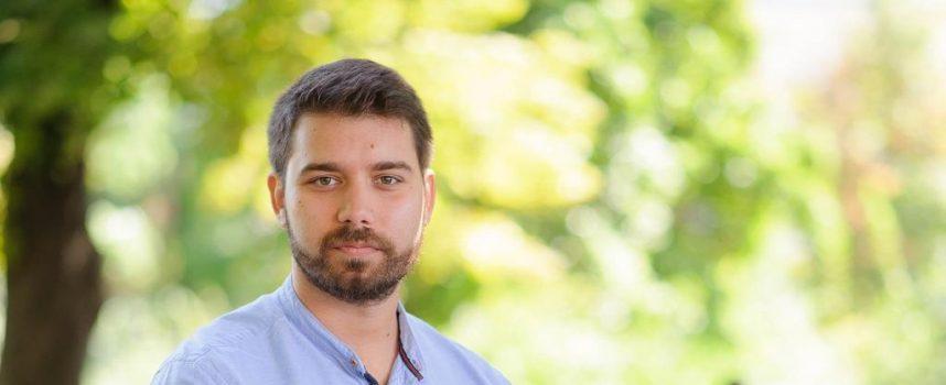 MLAD I USPJEŠAN Bjelovarčanin Kristian Došen već je godinu dana član najpoznatije domaće ekipe istraživačkih novinara