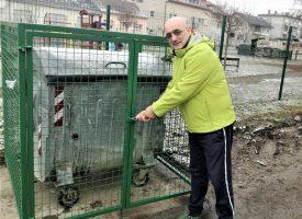 """SVAKODNEVICA Spremnici za otpad u stambenim zgradama sve zanimljiviji """"ilegalcima"""""""
