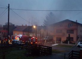 Požar u Mačekovoj, ima i ozlijeđenih?
