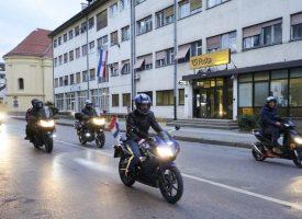 NA DVA KOTAČA Policija i motociklisti u preventivnim akcijama