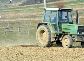 DRSKA KRAĐA  Iz dvorišta mu ukrali traktor