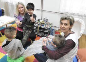ISKORAK U bjelovarskoj V. osnovnoj školi punom parom radi AT vrtić