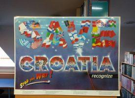 STOP THE WAR IN CROATIA Kako su bjelovarski mališani poručili svijetu da se zaustavi rat u Hrvatskoj