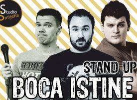 URNEBESNI SHOW Častimo vas s ulaznicama za vrhunski stand up 'Boca istine'