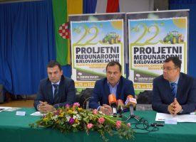 Proljetni sajam otvara potpredsjednik Vlade Tomislav Tolušić