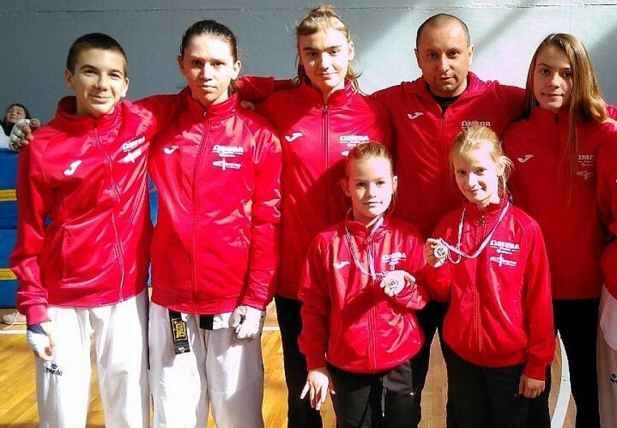 Taekwondo klub Omega ponovo oduševio
