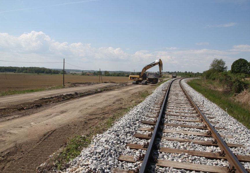 Otvorenje pruge odgođeno za drugu polovicu godine