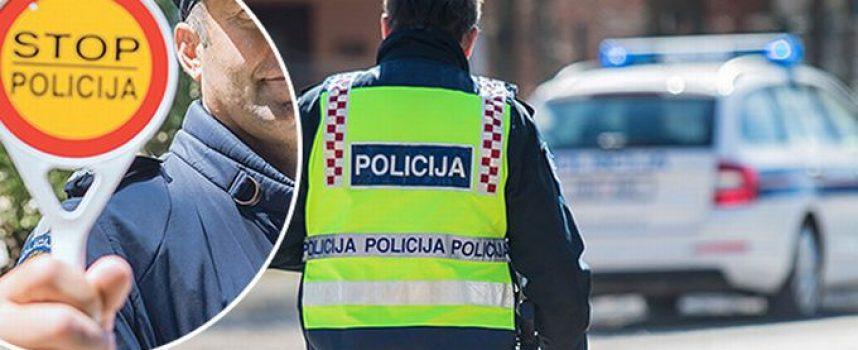 Mladić iz Bjelovara vozio pod utjecajem droga!