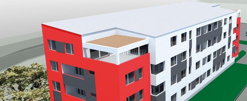 BJELOVAR U NOVOM RUHU U centru grada niče novih 30-ak stanova
