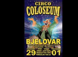 Ovog vikenda ne propustite Cirkus Coloseum!