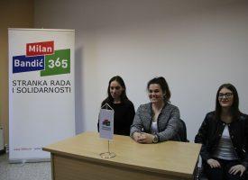 U Bjelovaru osnovana mladež Stranke 365 Milana Bandića