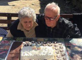 REKORDERI BRAČNOG ŽIVOTA Nevenka i Jovan Vojnović proslavili 65 godina braka