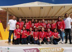 Mlade bjelovarske rukometašice s međunarodnog turnira donijele brončane medalje