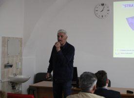 KONTROVERZNO PREDAVANJE Admiral Lošo u bjelovarskom Veleučilištu održao predavanje koje je uzburkalo duhove
