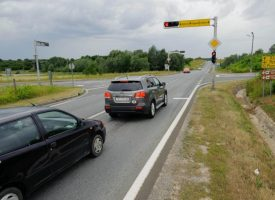 DIVLJANJE NA CESTI Zaobilaznicom vozio čak 177 km/h