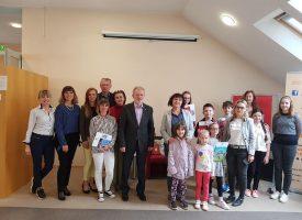 VOLE KNJIGU Proglašeni najčitatelji Bjelovarsko – bilogorske županije