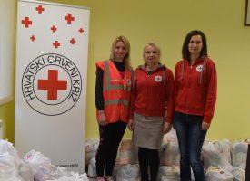 RUKA POMOĆI Uskrsni paketi Crvenog križa