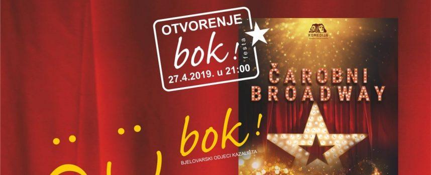 BOK FEST -Festival počinje 27. travnja spektaklom u Dvorani europskih prvaka