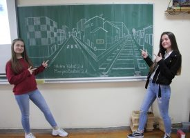 TEHNIČKA ŠKOLA Na Danu otvorenih vrata 150 učenika