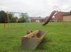 FOTO – Obnavlja se dječje igralište u Jošinama
