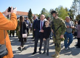 Hrvatski vojnici na novoj NATO misiji u Poljskoj