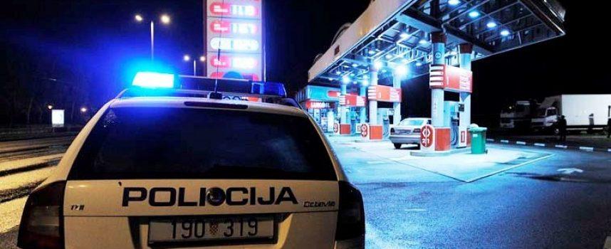Opljačkane benzinske postaje u Ivanskoj i Garešnici