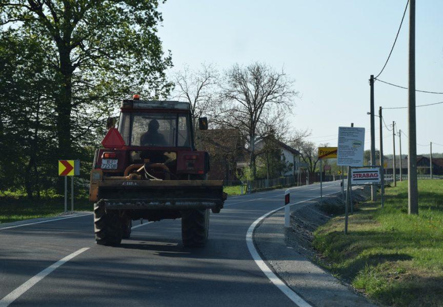 BJELOVARIJE Poljoprivredna prognoza za traktor-stradu