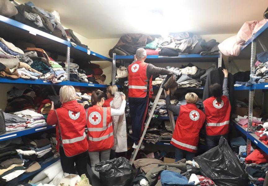 UOČI TJEDNA CRVENOG KRIŽA Gradsko društvo Crvenog križa Bjelovar potiče građane na humanost