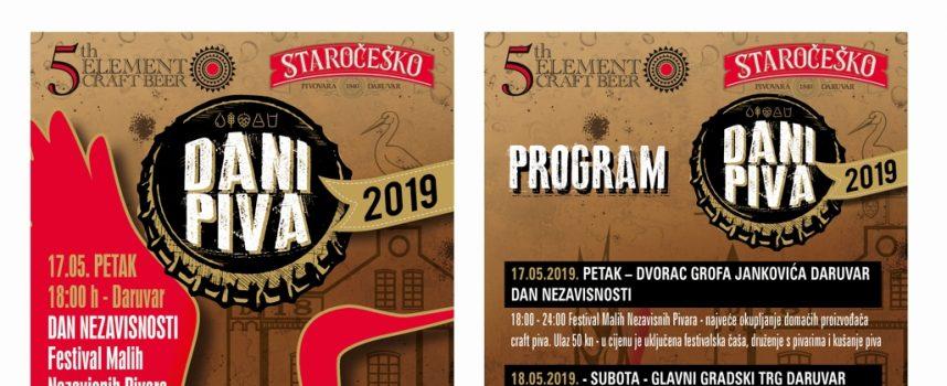 DARUVAR Počinju Dani piva, u subotu nastupa popularna Lille