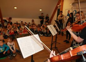 FOTO – U Gradskom muzeju otvoren Amadeus fest