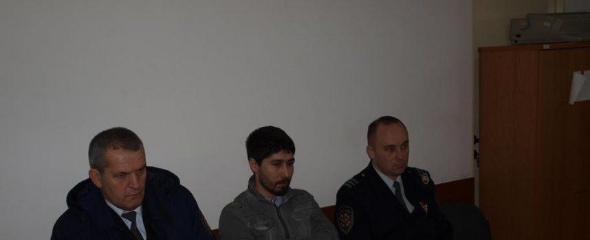TEŠKE KRAĐE Poznati razbojnik Pero Kukić osuđen na dvije godine zatvora
