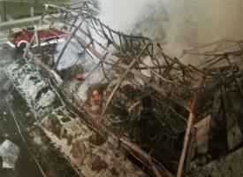 BJELOVARSKE KATASTROFE Nisu nas pogađale elementarne nepogode, ali požara nije manjkalo