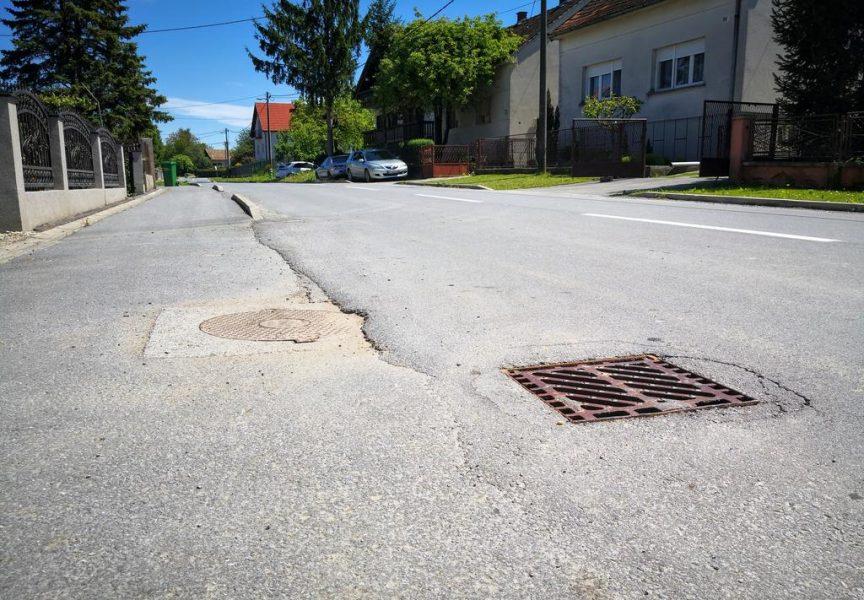 Nakon Vidikovca i stanovnici Novoseljana se javili nezadovoljni obnovom ulice!