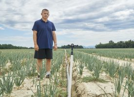 AGRO PUŠKARIĆ Kralju češnjaka milijun eura potpore