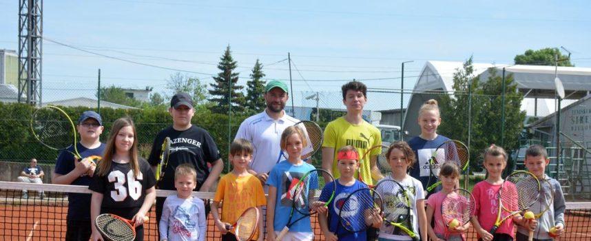 Bjelovarski tenis u velikom zamahu