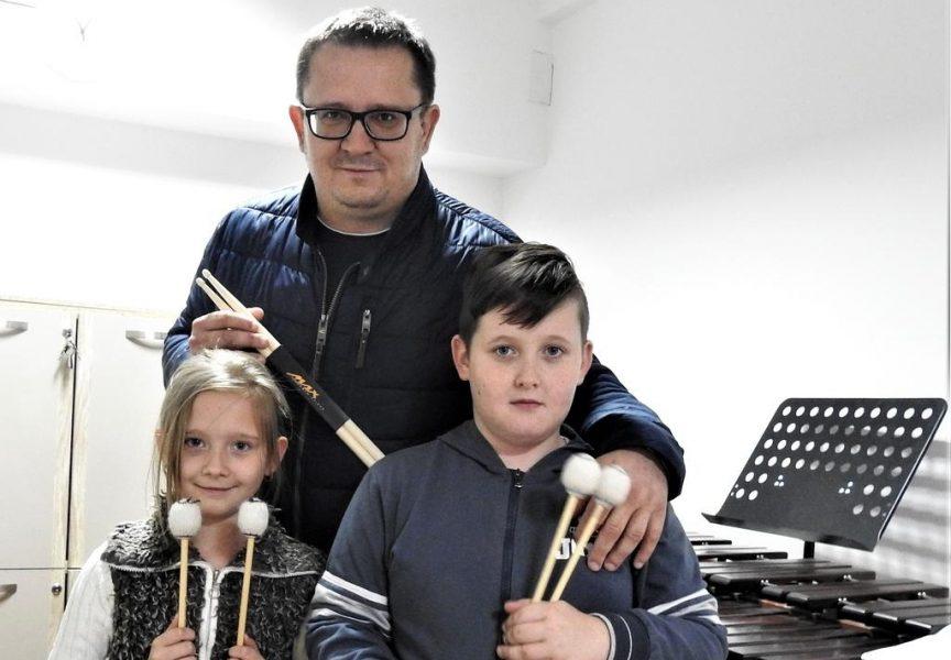 TATA, SIN I KĆER U domu Bjelovarčanina Davora Sokača rijetko se 'čuje' tišina