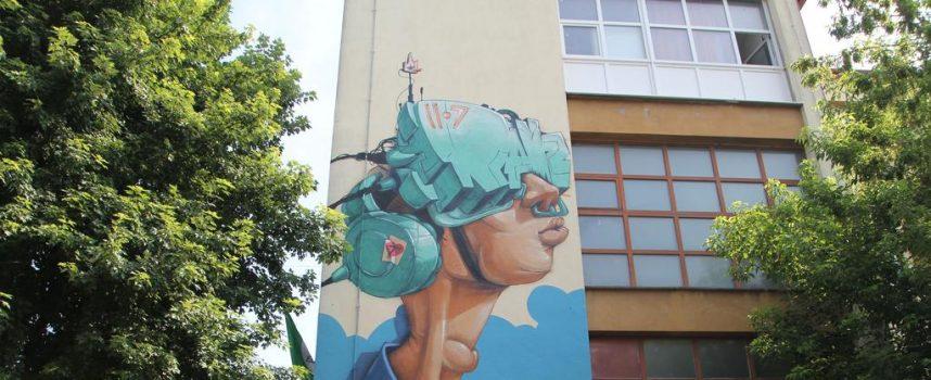 FOTO – URBANA UMJETNOST Novi murali uljepšali Bjelovar