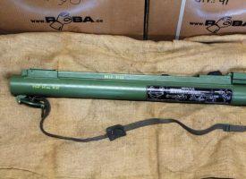 SPREMAN ZA RAT Kod kuće držao dva protutenkovska raketna bacača