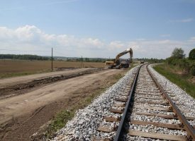 Početkom rujna pruga Žabno – Gradec spaja se na postojeću mrežu