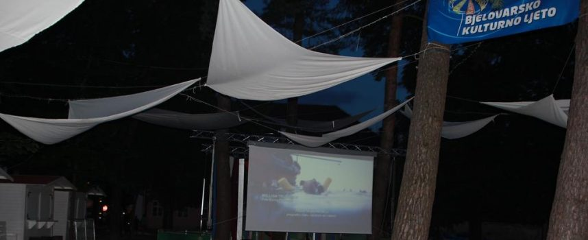 FOTO –  OTVORENO LJETNO KINO U Boho parku okupilo se 80-ak ljubitelja filma